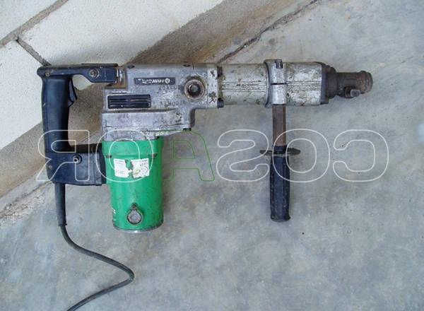 Marteau piqueur hydraulique fonctionnement