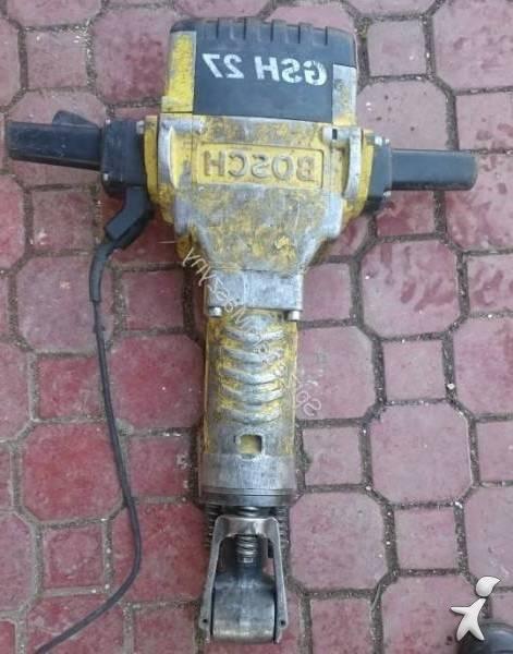 Reglementation utilisation marteau piqueur