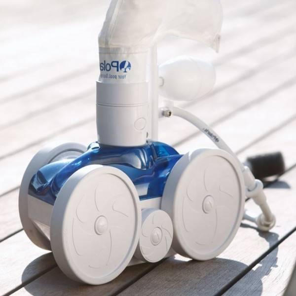 Robot piscine manga x