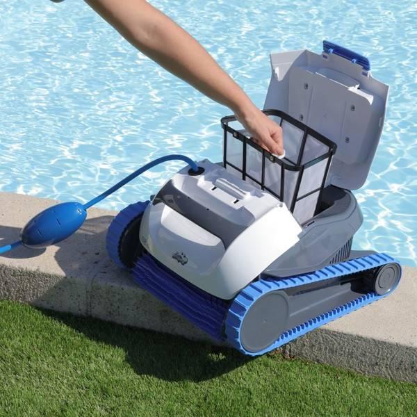 Prise robot piscine