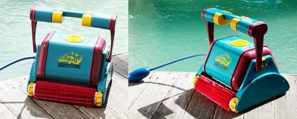 Robot piscine sans fil zodiac