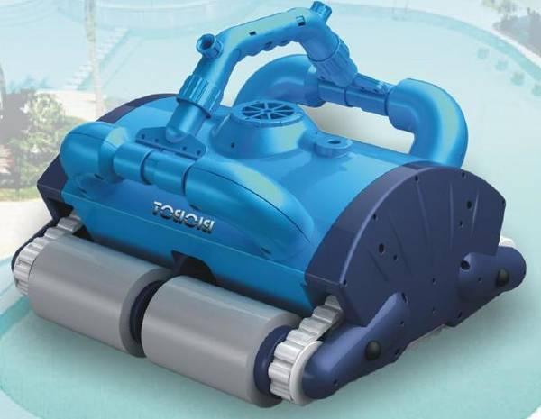 Robot piscine zorba