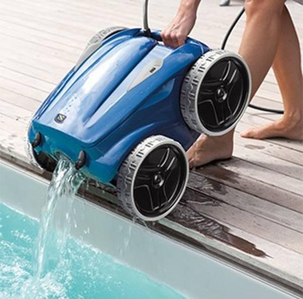 Reparation robot piscine zodiac