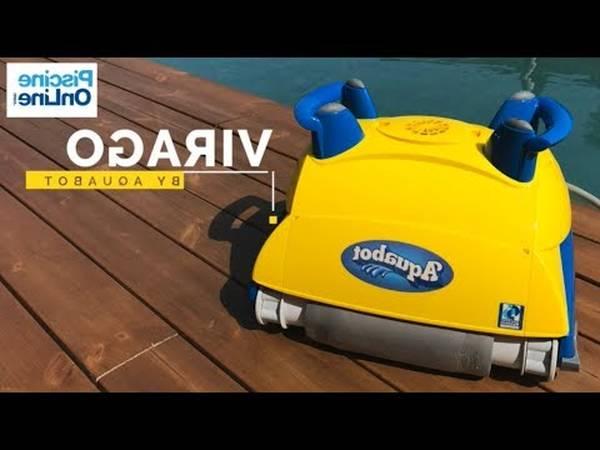 Robot piscine intex tubulaire