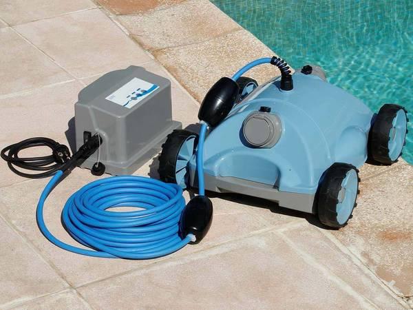 Mejor robot de piscina