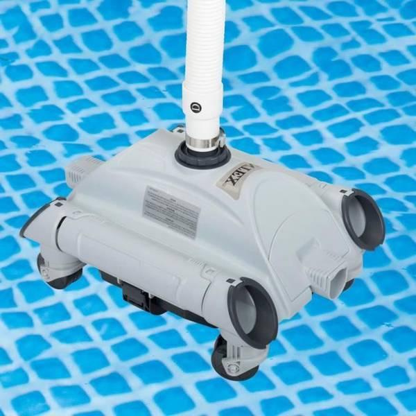 Robot piscine hydraulique kontiki 2