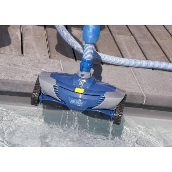 Robot aspirateur electrique piscine hors sol