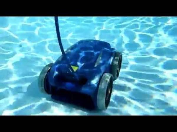 Robot piscine pool expert