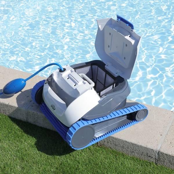 Probléme sur robot tiger shark pour piscine