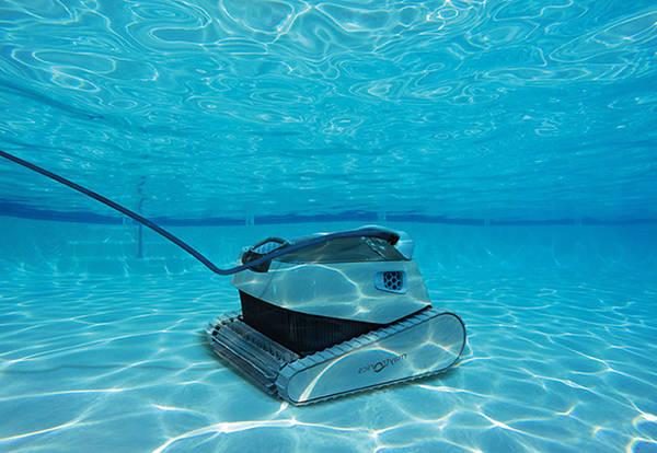 Robot piscine solde
