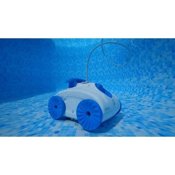 Robot piscine dolphin galaxy avis