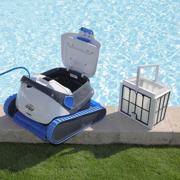 Robot de piscine zodiac vortex ov3400 chariot