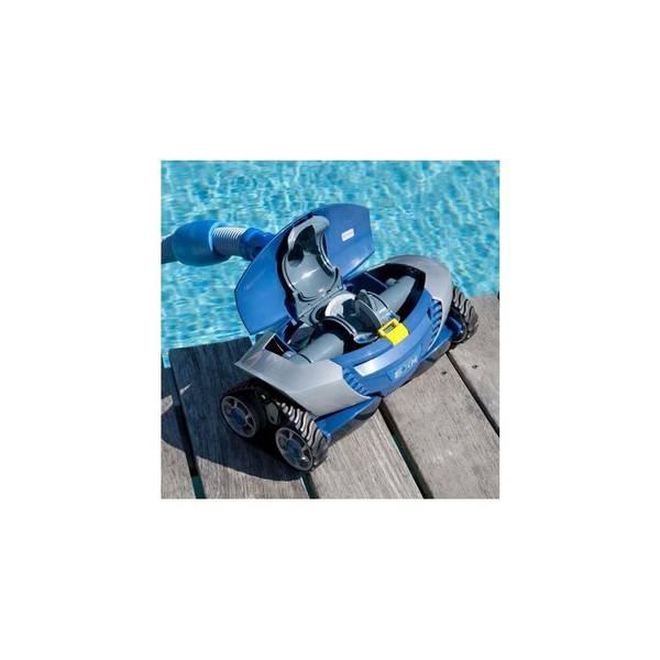 Robot piscine exocet