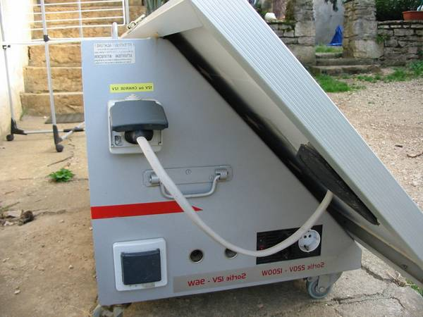 Groupe électrogène portable inverter g2000i